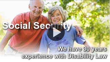 Click here for our SSI / SSD Informational Video