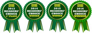Pocono Readers Choice Award 4 Years Running for Attorneys