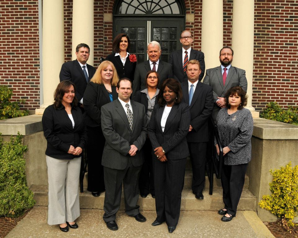 Fisher & Fisher's Stroudsburg, PA Attorneys and Supporting Staff