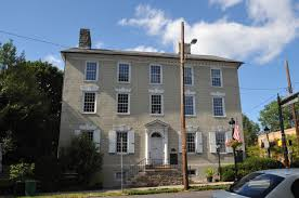 Stroud Mansion - Monroe County Historical Society